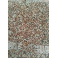 Best Kerbstone Polished Granite Tiles G363 G3763 Red Color For Flooring / Paving wholesale
