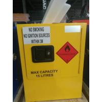 Best Mini Steel Flame Proof Safety Storage Cabinets With Single Door wholesale