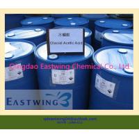China Industrial Grade glacial acetic acid / Glacial acetic acid 99% / GAA for textile on sale
