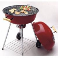 China Hot selling outdoor portable charcoal bbq grill on sale