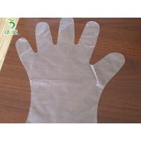 Buy cheap disposable gloves HDPE glove from wholesalers