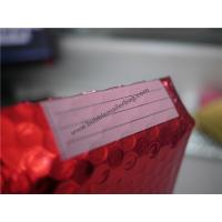 Odorless Red Metallic Bubble Envelopes  , 245x330 #A4 Bubble Wrap Envelopes