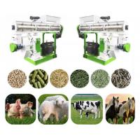 Best Sheep Livestock Pellet Production Machine Siemens Motor SKF Bearing Ring Die wholesale