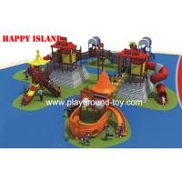 Best Food Class Material Outdoor Playground Equipment For Schools wholesale