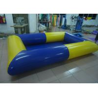 China Small PVC Inflatable Water Pool / Children Swimming Pool Durable and Safety on sale