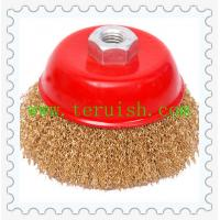 Best Crimped Wire Cup Brushes TR108 wholesale