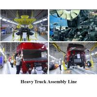 China Truck Assembly Line 7950×2200×2435 Overall Dimensions on sale
