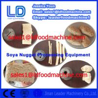 Best High Quality Automatic Contex Vegetarian Soya Meat Processing line wholesale