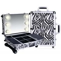 Best Professional aluminum makeup beauty case wholesale