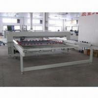 Best Computerized Single Needle Quilting Machine, Sewing Equipment for Producing Bedding Products wholesale