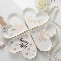 Best Heart shaped ring dishes jewelry dishes wholesale