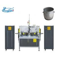 China Horizontal Type Stainless Steel Pot Ear Welding Machine With One Year Warranty on sale