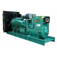 Best 220V/380V Rated Voltage AC Cummins Diesel Engine Generators Three Phase 500KW/625KVA wholesale