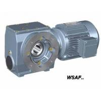 WS series helical- worm gearmotor, Replace of SEW S series