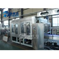 China 12000BPH Water Bottle Filling Machine For Non Carbonated Beverage on sale