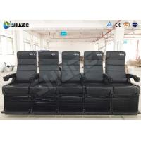 Best 4D Movie Theater Capacity 5 People Per Seat wholesale