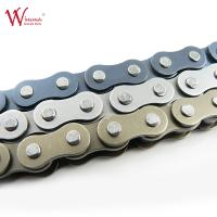 Best Universal Coloured Motorbike Chain Plated Aftermarket Motorcycle Chains wholesale