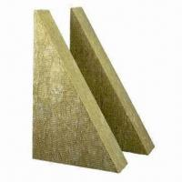 Best Mineral Insulation, Made of Rockwool Board, with Sound-resistant Materials and Heat Insulation wholesale