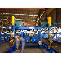 Best Gantry Welding H Beam Production Line Controlled By AC Inverter CE FCC ISO wholesale
