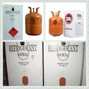 Auto and A/C Gas Refrigerante R600a Isobutan 6.5KG