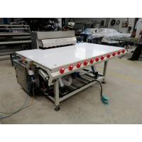 Buy cheap Single Side Heated Roller Press Table,Hot Roller Press Machine for Insulating from wholesalers