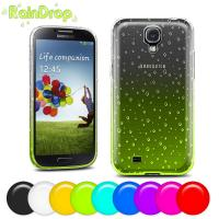 Buy cheap Raindrop design Samsung Cell phone Covers for Galaxy S4 protective back case product