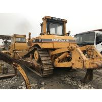 China Single Ripper Caterpillar Used Bulldozer D7H CAT 3306 Engine 231hp engine power on sale