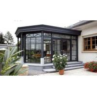 Best Small Winter Garden Aluminum Sun Room Outdoor Glass House Modern Design wholesale