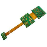 Best Customized Rigid Flex PCB for cellphone LCD display flex rigid pcb Flex circuit wholesale