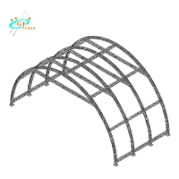 Best 3m Concert Stage Roof Aluminum Truss Display Lift Tower wholesale