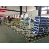 Best Heavy Duty Steel Pipe Racking System Storage PE Pipe Shelves For Electronic Warehouse wholesale