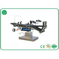 Best Manual Operating Room Equipment with Single / double Tabletop , ISO9001 certification wholesale
