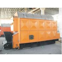 Best Water Heating Chain Grate Wood Fired Steam Boiler For Petrochemical , 15 Ton wholesale