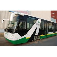 Buy cheap 14 Seat 6 Door Diesel Engine Airport Transfer Bus Airport Coaches 110 passengers from wholesalers