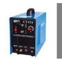 China Inverter DC TIG MMA Cut Welder CT-416 on sale