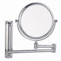 China Cosmetic Mirror, Wall-mounted Makeup Mirror on sale