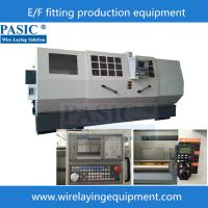 Best PASIC saddle wire laying machine CNC electorfusion fittings wire laying machine for saddle wholesale