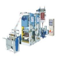 China High Efficient Film blowing and printing machine (For plastic bag making) on sale