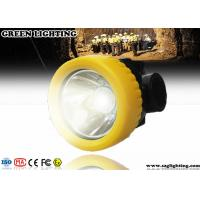 Best 3.7V Wireless LED Mining Lamp With 2.2Ah Rechargeable Li-Ion Battery wholesale