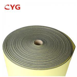 Best Cross Linked HVAC Insulation Foam Polyethylene Sheet Closed Cell With Aluminium Foil wholesale