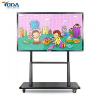 Best Android OS LCD Interactive Touch Screen Digital Display Large Conference Room wholesale