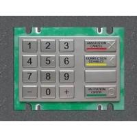 Buy cheap ATM industrial metal numeric keypad MKP91-16F from wholesalers