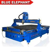 Best Blue Elephant Large Size 2030 4 Axis Engraving Wood Cnc Router Machine Price Sale in India wholesale