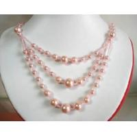 China Hf-30443 Pearl Necklace on sale