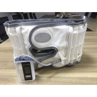Best White / Grey Lower Back Compression Belt Pu Leather Surface Light And Portable wholesale