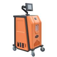 China Factory price car ac service station recharge machine with special R1234yf on sale