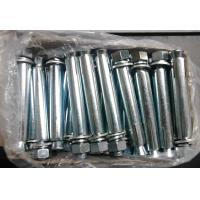China Anti Shock Stainless Steel Wedge Expansion Anchor, Expansion Bolts For Concrete on sale