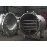Best Round Shape Vacuum Drying Equipment YZG Series For Pharmaceutical Industry wholesale