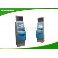 Best License Based Self Service Ticket Machines At Railway Stations LED Display wholesale