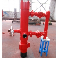 China API Single Plug Cementing Head/Double Plug Casing Cement Head for Oilfield on sale